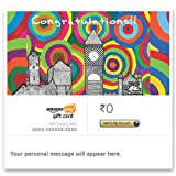 Akanksha Foundation (Congratulations) - Amazon Pay eGift Card