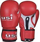 Amateur Contest Gloves (RED, 12oz)