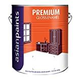 Asian Paints Apcolite Premium Gloss (1ltr, Satin Blue)