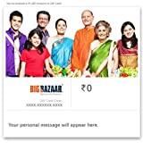 Big Bazaar Instant Voucher