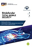 BitDefender Total Security for Mobile Latest Version (Android) - 1 Device, 1 Year (Email Delivery in 2 hours - No CD)