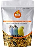 Boltz Bird Food for Budgies - Mix Seeds 1200 Gm