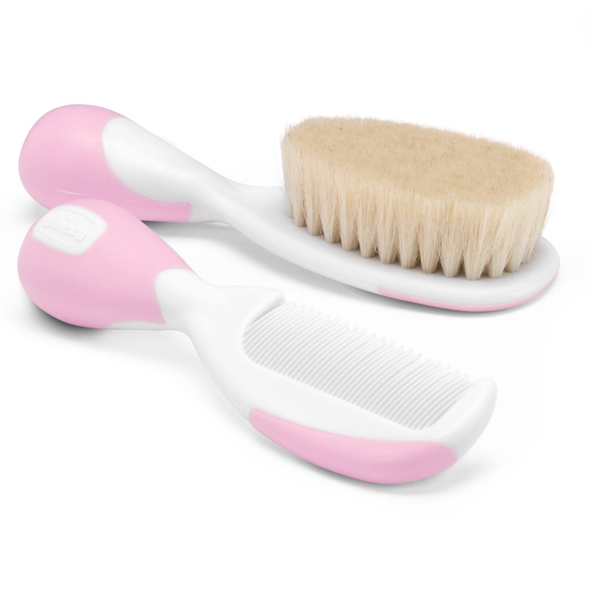 Chicco Brush and Comb (Pink)