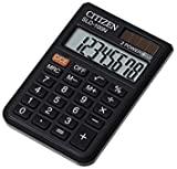 CLTZEN CT-100N Pocket Electronic Calculator (Value Pack of - 2Pcs)