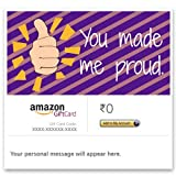 Congratulations (You made me proud) - Amazon Pay eGift Card