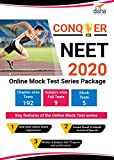 Conquer NEET 2020 Online Mock Test Series Package