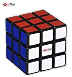Dabster Plastic 3D 3x3 Cube Puzzles Game (Multicolour)