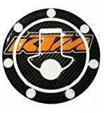 Delhi Traderss Tank Pad Personalise Tank Cap Sticker/Fuel Cap Pad Protector for Ktm Duke/Rc 125, 200, 390