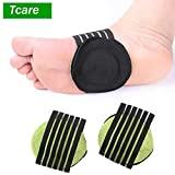 Designeez 1Pair Correct Flat Foot Arch Support Orthopedic Insoles Women Men Half Shoe Insoles Feet Car Mat Breathable Shoes Pad