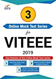 Disha Publication 3 Online Mock Tests Series for VITEEE 2019 (Email Delivery in 2 Hours - No CD)