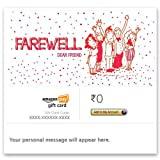 Farewell - Amazon Pay eGift Card