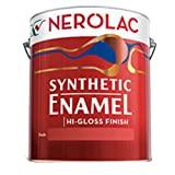 Generic Nerolac Synthetic Enamel Paint 1 LTR (Phirozi)