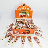 GO DESi Imli Pop Tamarind & Jaggery Candy (50 Piece), 481 g