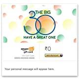 Happy Birthday (30th) - Amazon Pay eGift Card