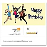Happy Birthday (Colleagues) - Amazon Pay eGift Card