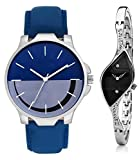 HORIZON Analog Multi-Colour Collection of 2 Analogue Wrist Watches for Men and Women (HORIZON110002)