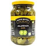 Hugo Reitzel Sliced Jalapenos, 500g