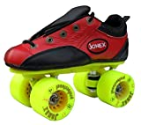 Jonex Fix Body Shoe Skates, Senior Size 6