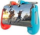 LXCN® Model - AK16 Gamepad for Mobile Phone Game Controller L1 R1 Wireless Controller Trigger Games PUBG Gamepad for Mobile Phone