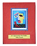 Make Your Own Craft Kit |Art Appreciation File Folder- Pablo Picasso | Painting and Colouring Kit |'DIY' Craft Kit by The Jaipur Craft Kit | Age Group: 5 - 15 Years