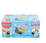 Maped color peps modelling dough Set of 6