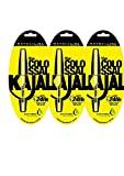 Maybelline New York Colossal Kajal, Black, Combo Pack of 3