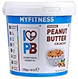 MYFITNESS Peanut Butter Crunchy 1250g