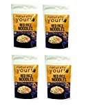 Naturally Yours Red Rice Noodles, 45g (Pack of 4)
