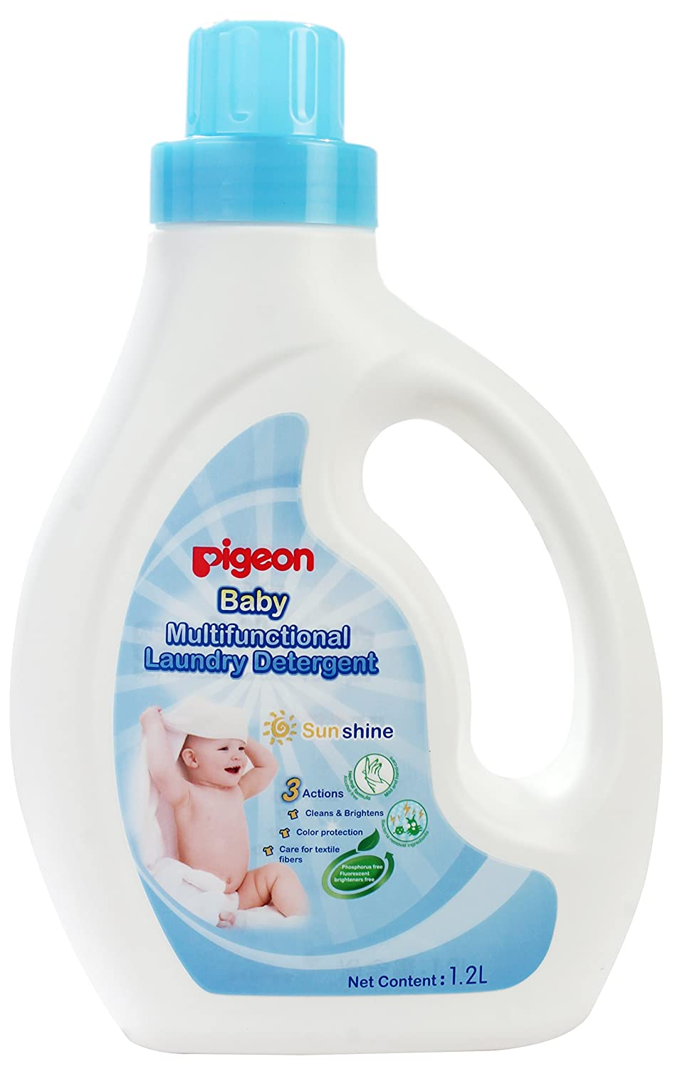 Pigeon Multifunctional Laundry Detergent, Sunshine (1.2L)