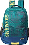 Skybags Neon 30 L Backpack (Green)