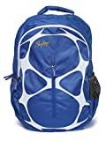 Skybags Ronan Polyester 32.2 L Blue Unisex School Bag