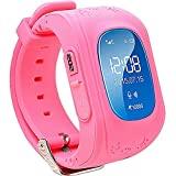 Smart Tracker Wrist Watch for Kids