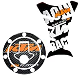 Spidy Moto Gas Tank Pad,Tank Sticker Protectors Stickers Decals KTM Duke 200