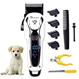 Surker Pet Cordless and Rechargeable Trimmer