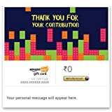 Thank you for your contribution - Amazon Pay eGift Card