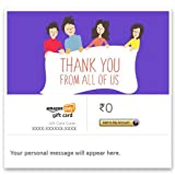 Thank you (From all of us) - Amazon Pay eGift Card