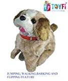 TOYFi - Children's First Choice® Fantastic Jumping Puppy Cute Dog Toy