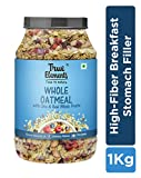 True Elements Whole Oatmeal with Chia and Real Whole Fruits 1kg - No Added Sugar