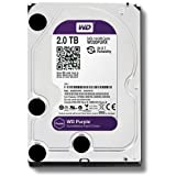 Western Digital Purple Surveillance 2TB Internal  Hard Drive   (WD20PURX)