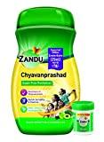 Zandu Chyawanprashad, Sugar Free Immunity Builder - 900 g with Zandu Balm -25 ml