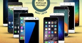 Top-phones-in-May-2016