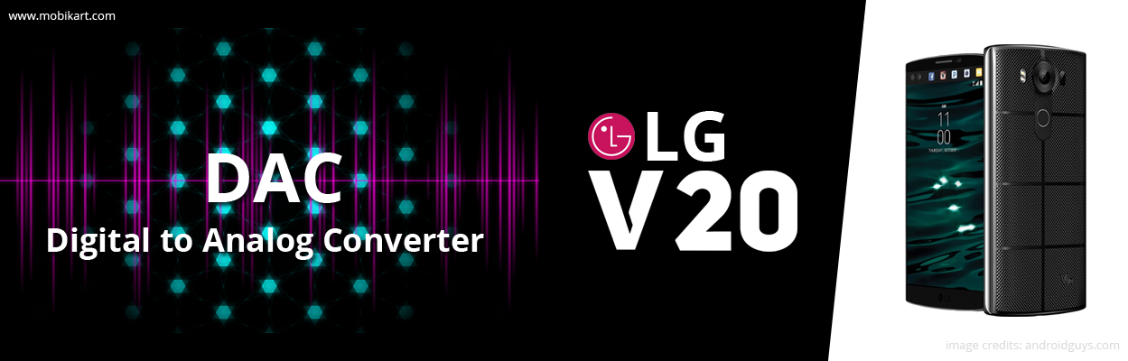 LG V20 is to feature 'World's First smartphone with Quad DAC' for Hi-Fi sound