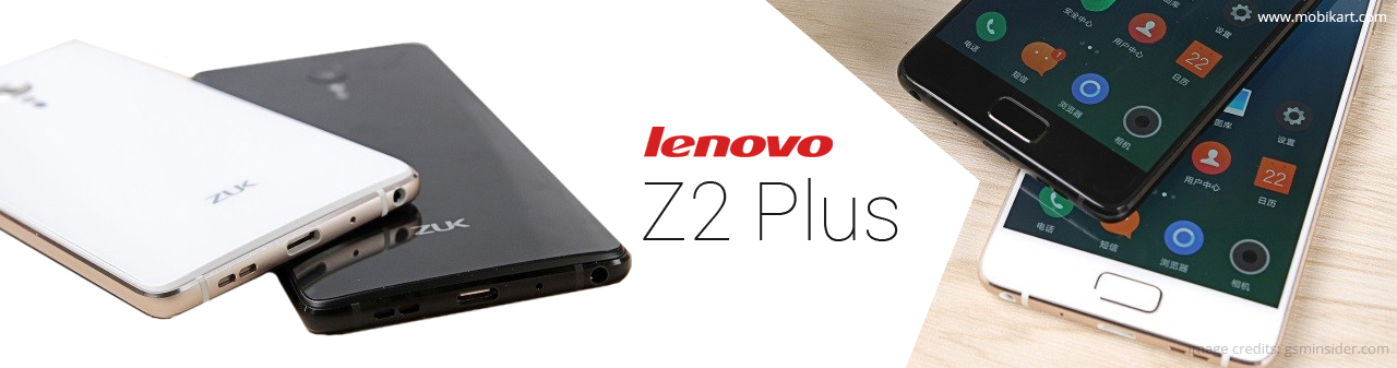 Lenovo Z2 Plus could get launched in India this September