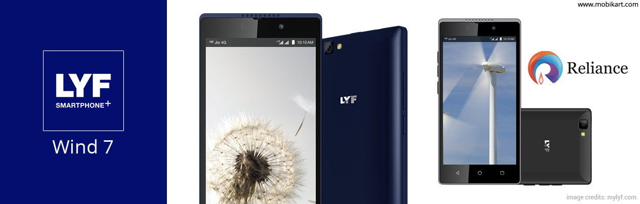 Grab the Best Combo: Best budget LYF smart phones + Reliance Jio 4G offers