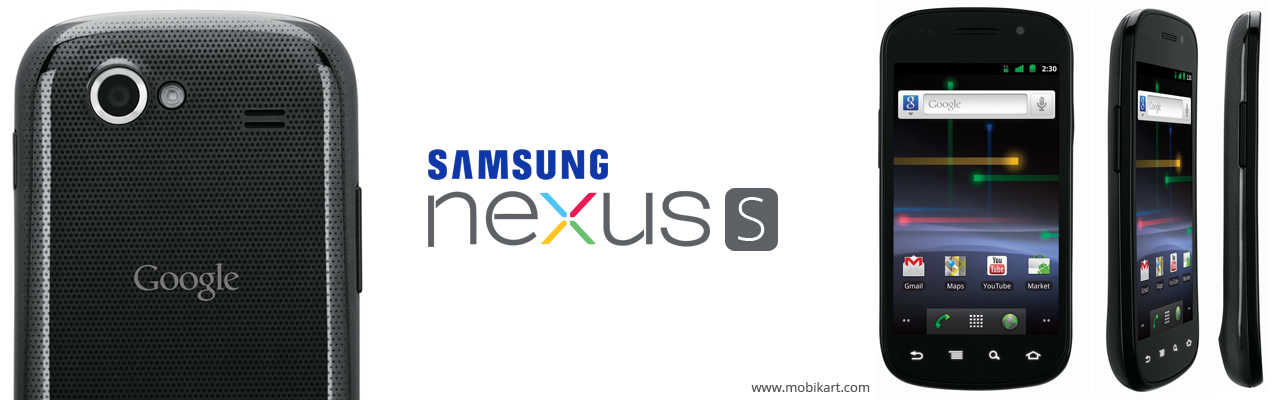 Samsung-Google Nexus S
