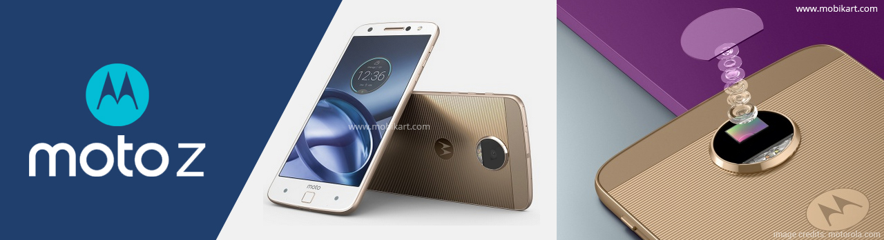 Motorola Moto Z to Enter Indian Market Next Month