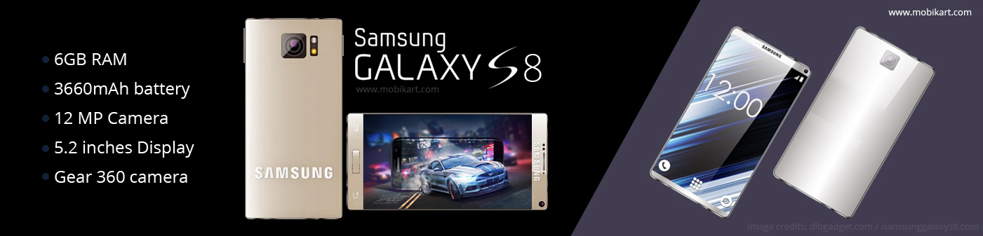 Samsung Galaxy S8 to Be the Most Powerful Gaming Smartphone Ever?