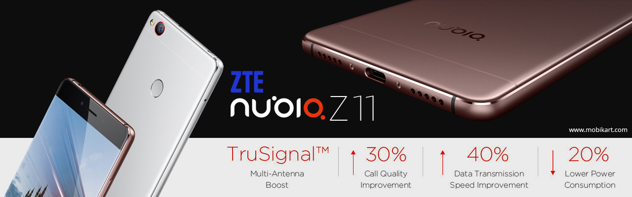 ZTE Nubia Z11 to be launch in India this month