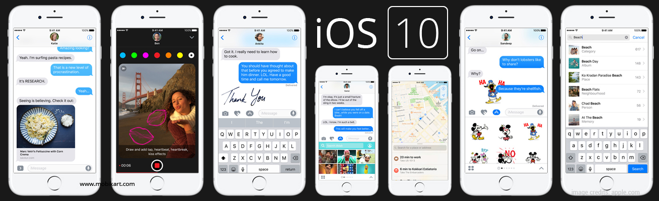 10 Unknown Features Everyone Should Know About iOS 10