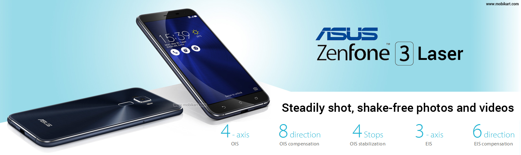 Asus Zenfone 3 Laser Is Now Official In India for Rs 18,999